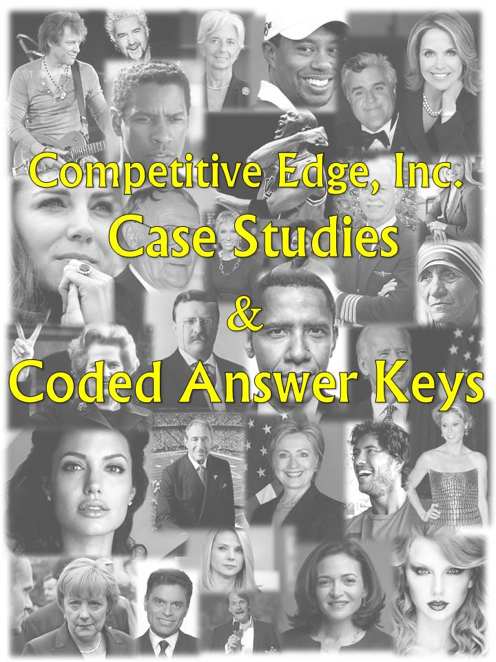 Case Studies & Coded Answer Keys